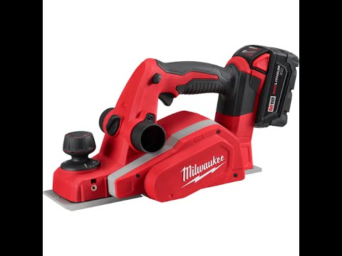 Milwaukee Planer Corded