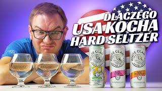 Dlaczego USA kocha Hard Seltzer?