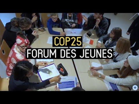 Reportage : une COP25 des jeunes à Autrans en Isère