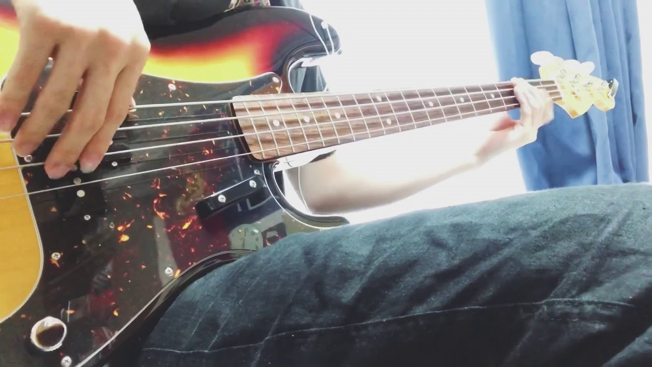 vulfpeck  captain hook bass cover  youtube