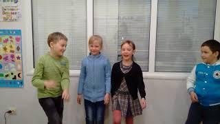 SONG circus song дети 8-9 лет