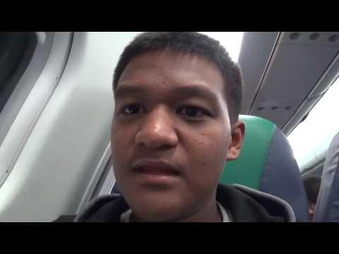 Cebu Pacific 5J18 Manila to Kuwait part 1/3