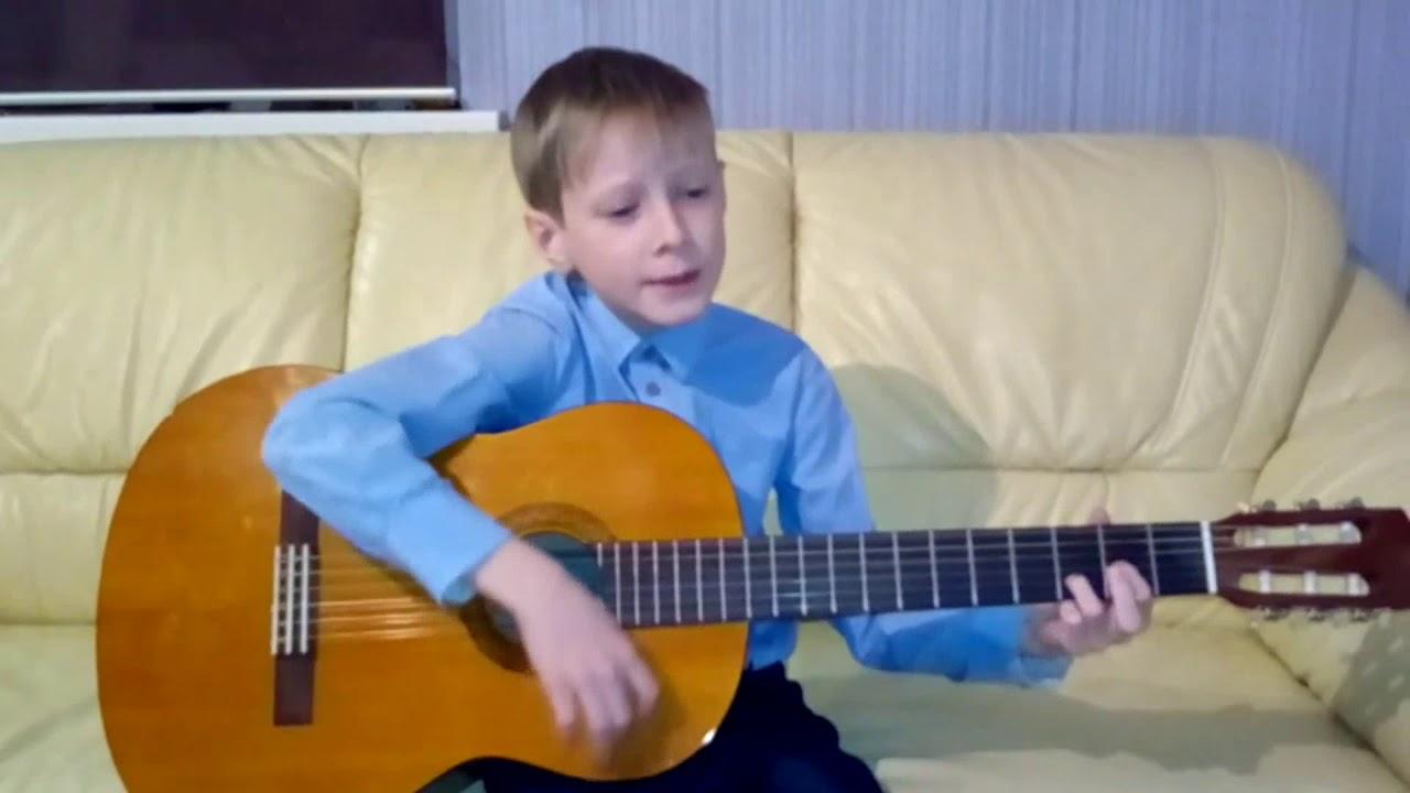Как 10летний парень прокачал свою гитару за месяц. Впечатления и результаты Арслана Исянбаева
