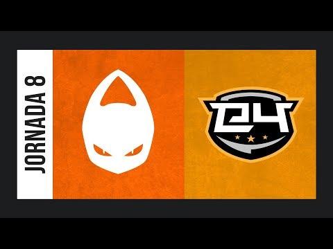 X6TENCE vs. eu4ia [Nuke] ESL Masters CS:GO Temporada 2 - Jornada #8