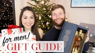 Christmas Gift Guide - For Men! His Favourites + My Gifts!