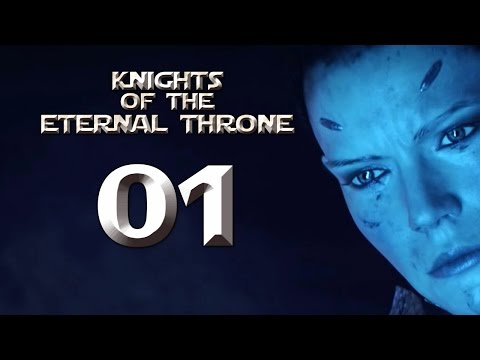 Knights of the Eternal Throne Gameplay – Part 1 (Dark Chapter 1 – Let's Play KOTET Walkthrough)