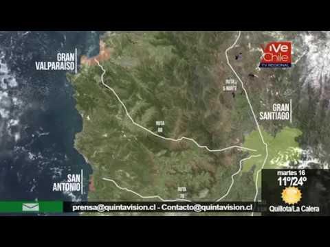 """TVS expuso en Quilpué, proyecto """"Tren de alta Velocidad"""", para unir Valparaíso-Santiago."""