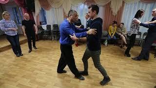2018 04 27 урок аргентинского танго видео