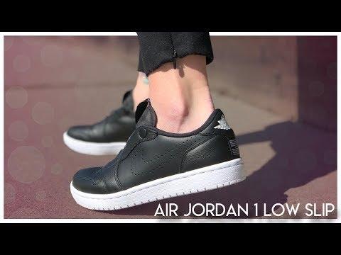 Unboxing The Air Jordan 1 Slip \