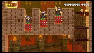 Eric's Super Mario Maker 2 Levels: Castle of Bullies