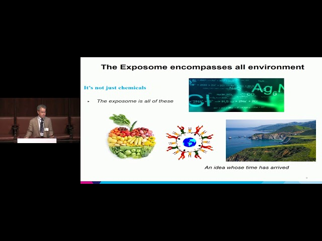 The Future of Children's Environmental Health: Understanding the Exposome (Part 1)