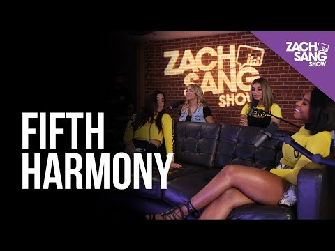 Fifth Harmony talks New Album, VMAs and Taylor Swift