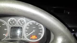 307 esp / asr  abs hors service defaut calculateur pompe direction assistee