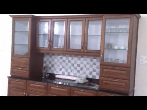 Dining Shelf Design Kerala House