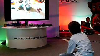 Micromania Game Show 2009 Eyepet (2)