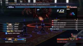 "The Last Remnant - Boss 10  ""Gates of Hell"" (P01/03)"