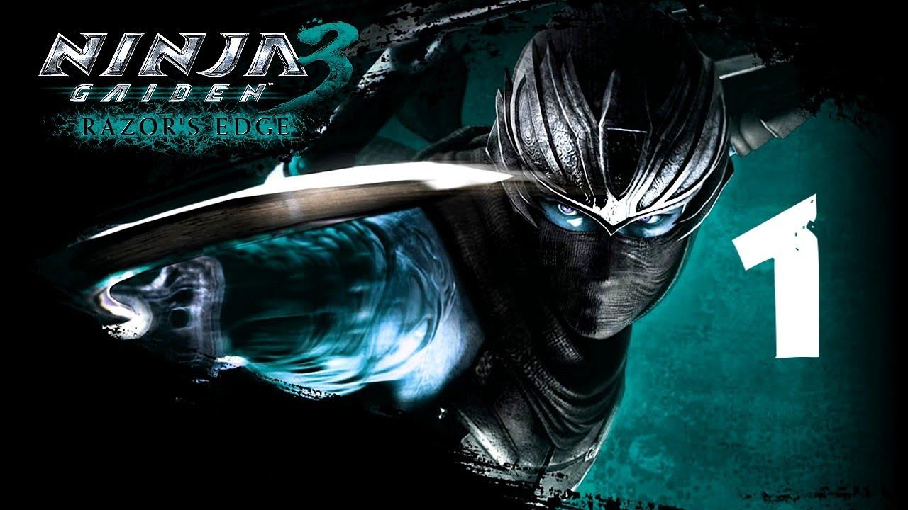 Ninja Gaiden 3 Razor S Edge Walkthrough Day 1 Ryu Hayabusa