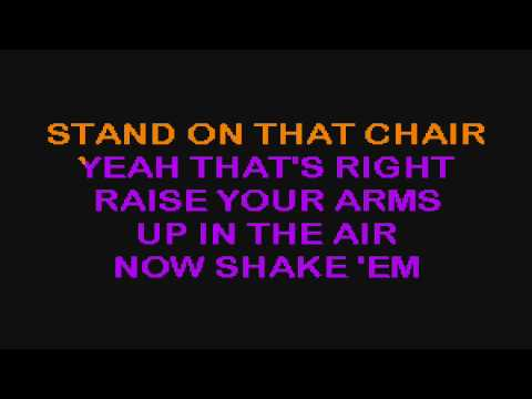 Joe Cocker - You Can Leave Your Hat On (karaoke)