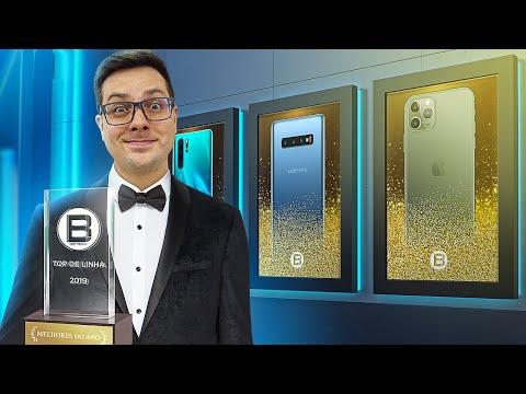 MELHORES SMARTPHONES TOP De LINHA De 2019! QUAL O IDEAL Para VOCÊ!? SELEÇÃO ESPECIAL Do BE!TECH!