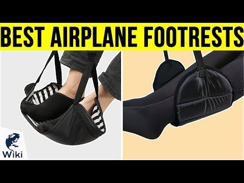 10 Best Airplane Footrests 2019