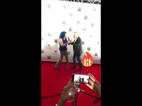 WWE in Johannesburg highlights