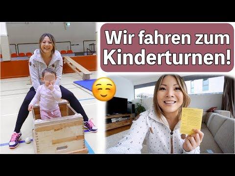 Elisas Kinderturnen geht los 😍 Impfen beim Kinderarzt   Johann hat schulfrei! Mama Vlog Mamiseelen