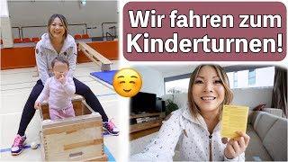 Elisas Kinderturnen geht los 😍 Impfen beim Kinderarzt | Johann hat schulfrei! Mama Vlog Mamiseelen