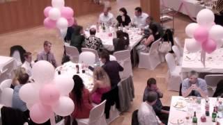 Свадебный клип - В гостях на торжестве в Германии