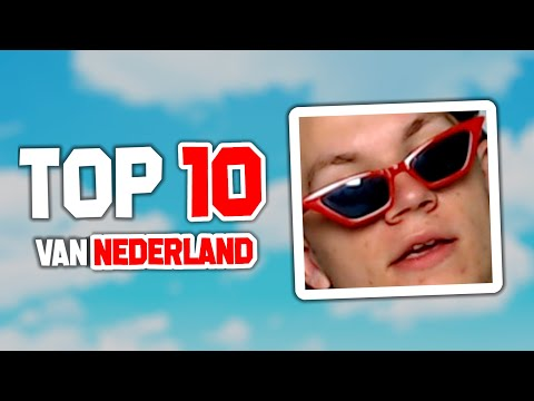 10 GROOTSTE NEDERLANDS TALIGE YOUTUBERS!!