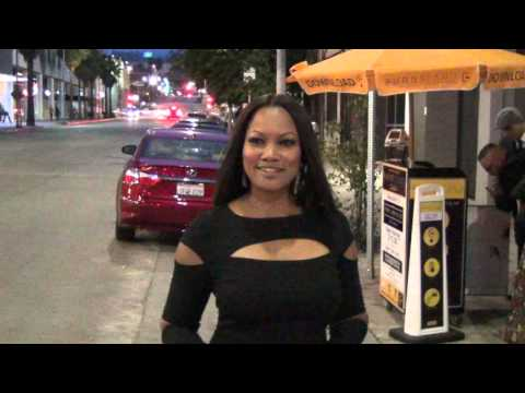 Garcelle Beauvais talks about nudity on TV leaving to Entourage Movie Cast Party at Argyle