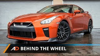 2017 Nissan GT-R 3.8 V6 AT Review - Behind the Wheel