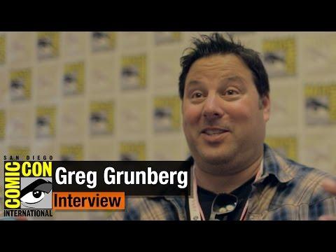 San Diego Comic Con 2015: Heroes' Greg Grunberg talks playing a possibly evil Matt Parkman