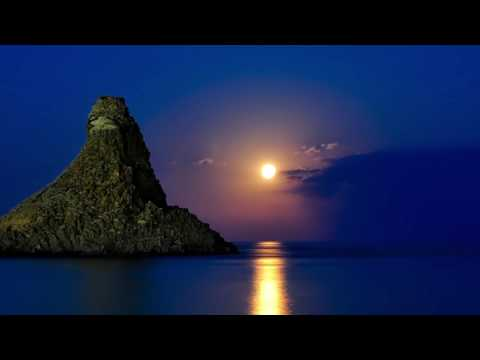 3 Hours Ocean Waves Sounds And Debussy Piano Clair De Lune - Healing Relaxing Sleeping Nature Sounds