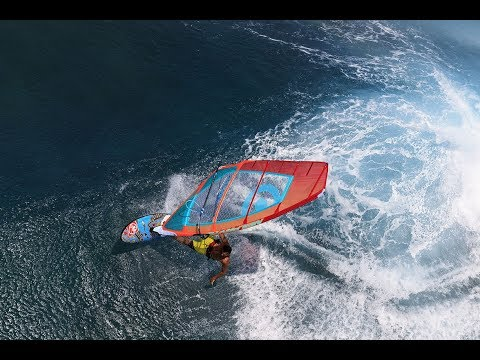 Jason Polakow and NeilPryde Team at Hookipa Beach Maui, Hawaii – High Light