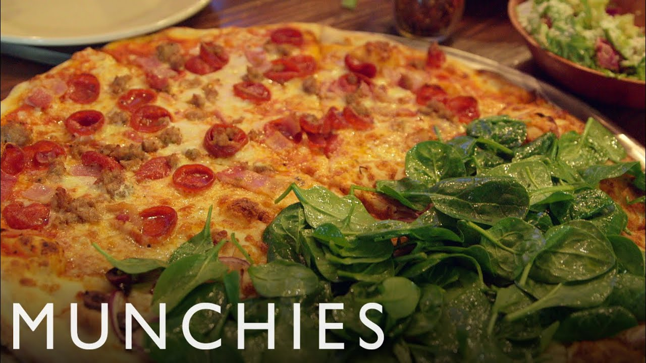 The Best Slice of Pizza in LA: Chef's Night Out with Pizzanista!