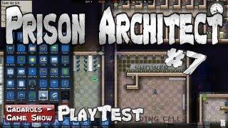 Prison Architect #07 Der Gefängnis Simulator und Manager deutsch HD