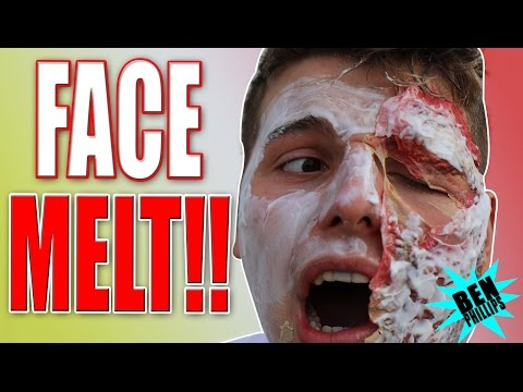 Thumbnail: My bro's FACE scarred for life! **PRANK!**