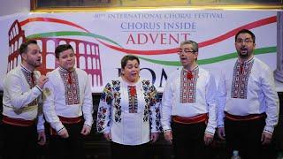 "ANATOLY VOCAL QUINTET - 40° INTERNATIONAL FESTIVAL ""CHORUS INSIDE ADVENT"""