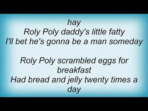 Hank Williams - Roly Poly Lyrics