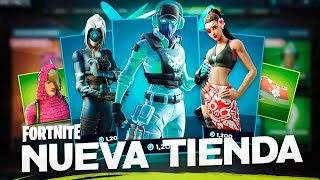 NEW FORTNITE STORE TODAY 17 LIVE NEW SKINS 😱 !!!