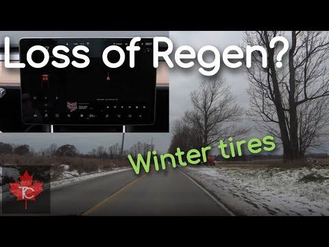 Tesla Model 3 RWD LR Regenerative Braking Issue?