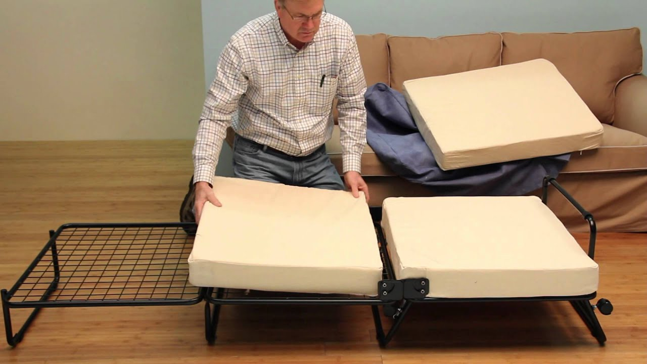 Fold out ottoman bed - Fold Out Ottoman Bed