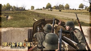 Morning in the village | Germany Campaign Original | Iron Front