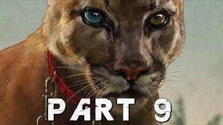 FAR CRY 5 Walkthrough Gameplay Part 9 - PEACHES (PS4 Pro)