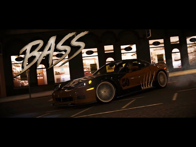 Calli Boom & LAUTRE. - Immortal (BASS BOOSTED) / Forza: Webster Corvette ZR1 Cinematic