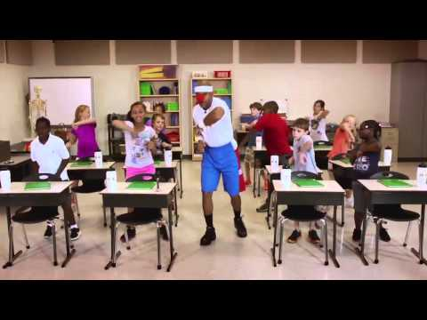Work That Body (K-3) Physical Education