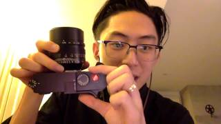 Zapętlaj ERIC KIM LEICA M10 + .95 NOCTILUX REVIEW x STREET NOTES | Eric Kim Photography