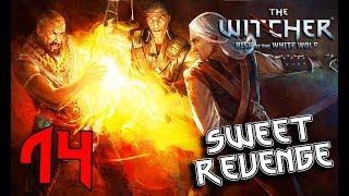 THE WITCHER. Part 14: Princess Striga, Raven's Armor, Salamandra's End (movie-walkthrough)