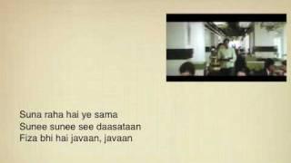 Fiza Bhi Hai Jawan Jawan - Nikaah (1982)