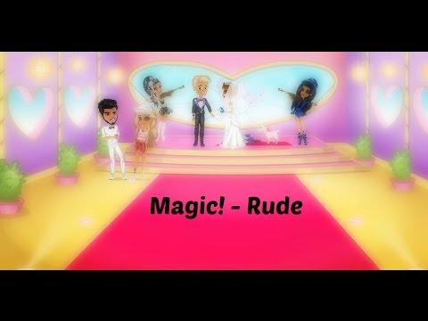 Moviestarplanet   Rude ♥Magic!♥